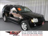 2006 Black Jeep Grand Cherokee Laredo 4x4 #11586995