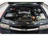 Chevrolet Tracker Engines