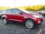2017 Ruby Red Ford Escape Titanium 4WD #116222819