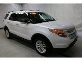 2011 White Suede Ford Explorer XLT 4WD #116222710