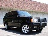 2002 Land Rover Range Rover Java Black