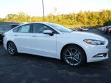 2017 Oxford White Ford Fusion SE #116222816