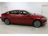 2017 Ruby Red Ford Fusion SE #116222679