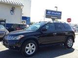 2005 Super Black Nissan Murano SE AWD #116250033