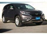 2016 Urban Titanium Metallic Honda CR-V EX #116261833