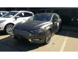 2017 Magnetic Ford Fusion SE AWD #116267592