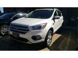 2017 White Platinum Ford Escape SE 4WD #116267587
