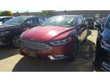 2017 Ruby Red Ford Fusion SE #116267568