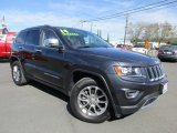 2014 Maximum Steel Metallic Jeep Grand Cherokee Limited #116267531