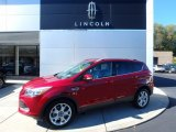 2014 Ruby Red Ford Escape Titanium 1.6L EcoBoost 4WD #116267432
