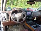2017 Chevrolet Silverado 1500 High Country Crew Cab 4x4 Dashboard