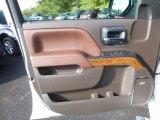 2017 Chevrolet Silverado 1500 High Country Crew Cab 4x4 Door Panel