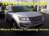 2016 Ingot Silver Metallic Ford Explorer Limited 4WD #116287256