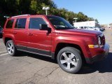2017 Jeep Patriot Deep Cherry Red Crystal Pearl