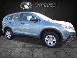 2014 Twilight Blue Metallic Honda CR-V LX AWD #116287058