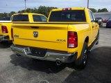 2017 Ram 1500 Detonator Yellow