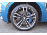 BMW X6 M 2015 Wheels and Tires