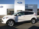 2014 White Platinum Ford Escape SE 2.0L EcoBoost 4WD #116314365