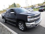 2017 Chevrolet Silverado 1500 LTZ Crew Cab 4x4 Data, Info and Specs
