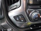 2017 Chevrolet Silverado 1500 LTZ Double Cab 4x4 Controls
