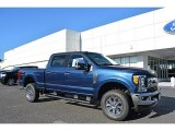 2017 Ford F250 Super Duty Blue Jeans