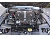 2016 BMW 6 Series Engines
