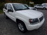 2004 Jeep Grand Cherokee Stone White