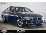 2017 Imperial Blue Metallic BMW 3 Series 330i Sedan #116369789