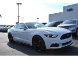 2017 Oxford White Ford Mustang Ecoboost Coupe #116369729