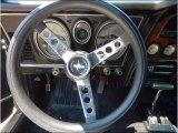 1973 Ford Mustang Mach 1 Fastback Steering Wheel