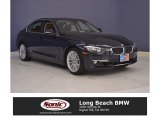 2014 Imperial Blue Metallic BMW 3 Series 328i Sedan #116369816