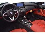 2016 BMW Z4 Interiors