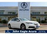 2017 Bellanova White Pearl Acura TLX Sedan #116369589