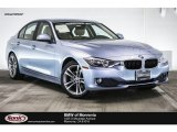 2014 Liquid Blue Metallic BMW 3 Series 320i Sedan #116400423