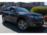 2013 Graphite Luster Metallic Acura RDX Technology AWD #116400373
