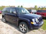 2017 Jeep Patriot True Blue Pearl