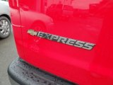 Chevrolet Express Badges and Logos