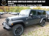 2017 Rhino Jeep Wrangler Unlimited Sport 4x4 #116412063