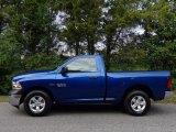 2017 Blue Streak Pearl Ram 1500 Tradesman Regular Cab #116411945