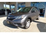 2016 Modern Steel Metallic Honda CR-V LX AWD #116433135