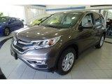 2016 Urban Titanium Metallic Honda CR-V EX AWD #116433132