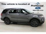 2017 Magnetic Ford Explorer XLT 4WD #116432655