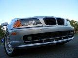 2000 Titanium Silver Metallic BMW 3 Series 328i Coupe #116464076