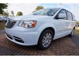 2016 Bright White Chrysler Town & Country Touring #116464013