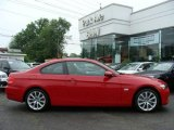 2009 Crimson Red BMW 3 Series 335xi Coupe #11631631