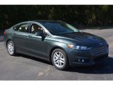 2015 Guard Metallic Ford Fusion SE #116464154