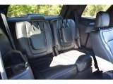 2017 Ford Explorer Platinum 4WD Rear Seat