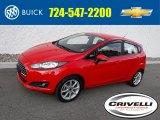 2015 Race Red Ford Fiesta SE Hatchback #116464142