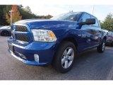 2014 Blue Streak Pearl Coat Ram 1500 Express Crew Cab #116464042