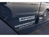 Jeep Wrangler Unlimited Badges and Logos